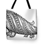 Boar Whale Tote Bag