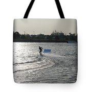 Board Jump Tote Bag