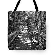 Boardwalk B Tote Bag