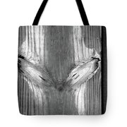 Boardwalk Fox Bw Tote Bag