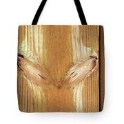 Boardwalk Fox Tote Bag
