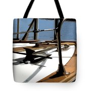 Boat Anchor Tote Bag