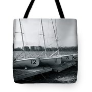 Boat Club #1 Tote Bag