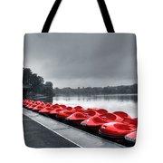 Boat Hire Tote Bag