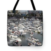 Boat Party Tote Bag