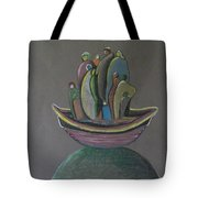 Boat People Tote Bag