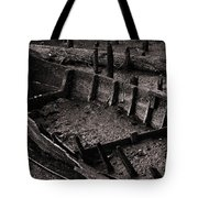Boat Remains Tote Bag