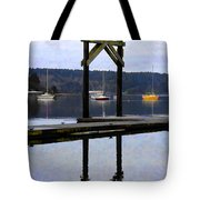 Boat Series #4 Tote Bag