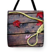 Boaters Chain Tote Bag