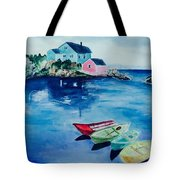 Boaters Paradise Tote Bag