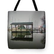 Boathouse Tote Bag