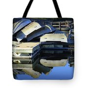 Boating Incident Tote Bag