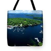 Boating Season Tote Bag