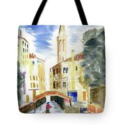 Boatman Tote Bag