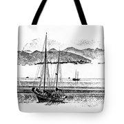Boats Afloat Tote Bag