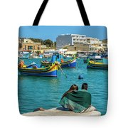 Boats Lovers Tote Bag