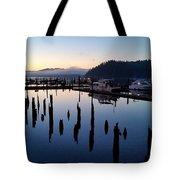 Boats Sleep Tote Bag