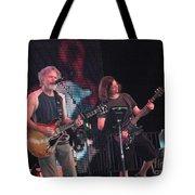 Bob Weir And John K. - Furthur Tote Bag