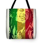 Bob Marley II Tote Bag