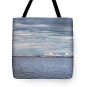 Bob Sikes Bridge Tote Bag