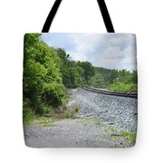 Bobby Mackey's Railroad Tote Bag