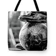 Bobby's Back In Toon. Tote Bag