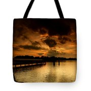 Boblo Dock Tote Bag