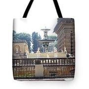 Boboli Gardens In Florence, Italy Tote Bag
