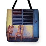 Boca De Yumuri Porch Tote Bag