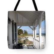 Bocca Grande Lighthouse View Tote Bag