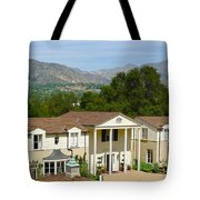 Boddy House Tote Bag
