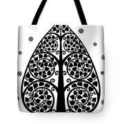 Bodhi Tree_v-7 Tote Bag