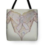 Bodice Tote Bag