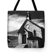 Bodie Church 1977 Tote Bag