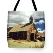Bodie Church II Tote Bag