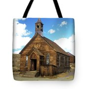 Bodie Church IIi Tote Bag