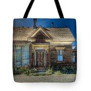 Bodie House Tote Bag