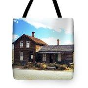 Bodie Houses Tote Bag