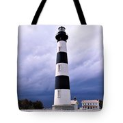 Bodie Island Contrast Tote Bag