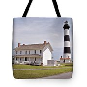 Bodie Lighthouse Nags Head Nc Tote Bag