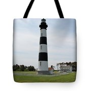 Bodie Lighthouse Nags Head Nc V Tote Bag