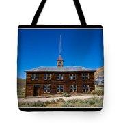Bodie Schoolhouse Tote Bag