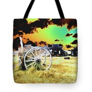 Bodie Wagon Tote Bag