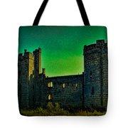 Bodium Castle Panorama Tote Bag