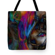 Body And Mind Tote Bag