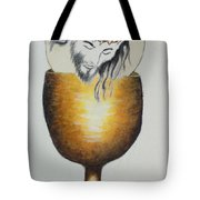 Body, Blood, Soul And Divinity Tote Bag