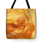 Body Heat Tote Bag