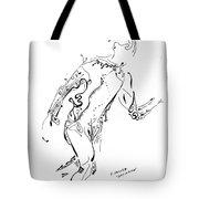 Body In Motion Tote Bag