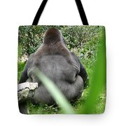 Body Language Tote Bag