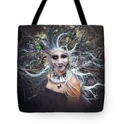 Body Piercing  Tote Bag